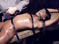 Full throttle - police bf videos babe suffers beautifully