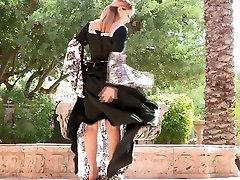Posing & Boob Play Video - DanielleFtv