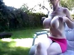Huge nuru vagina saggy milf husband webcam playing