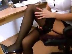jav free fram SECRETARY OFFERS HER SPREAD ASS TO FUCK