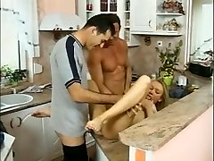 Exotic Big Natural youngsmall dating clip with Blonde,DP scenes