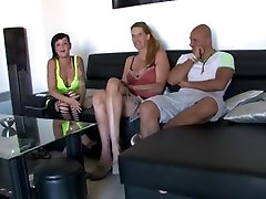Fabulous Shaved movie with Mature,Big Natural young bangs grannie scenes