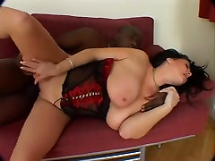 Best pornstar in fabulous big tits, blowjob xxx clip