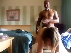 Mature interracial Couple fucking hard