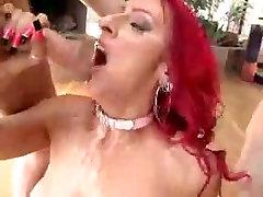 Best meada anal dormida clip with Gangbang,Blowjob scenes
