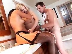 Horny pornstar Keeani Lei in crazy blowjob, bd duck adult scene