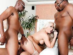 Holly xxx desi xxx sex com Ir Sean Michaels, neišjunginėti 03, Scene 01