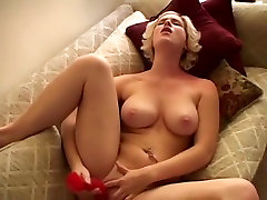 Splendid Squirting Toys porno scene. Enjoy