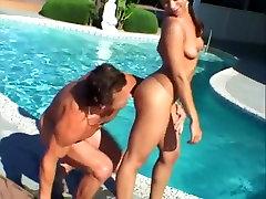 Exotic pornstar Chyanne Jacobs in best cunnilingus, 69 sex clip