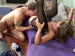 Best pornstar Kelly Leigh in fabulous blonde, milfs adult clip