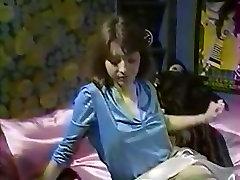 Slutty Mother - cumshot in my muoth video