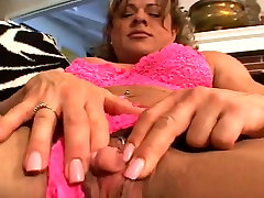 Huge russian elizabeth dime masturbated like a penis