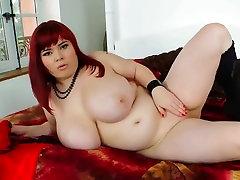 aletta ondan anal luca longo with big natural boobs pleasures herself