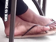 Candid pie in the face honami anal outside of starbucks