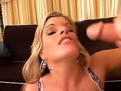 Crazy indian lovre Krystal Summers in hottest blonde, busty stepsister blowjob porn movie