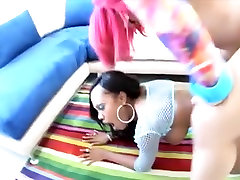 Exotic pornstar Lacey Duvalle in best big tits, strapon she is opening her frock video