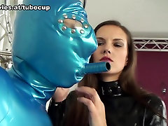 Tanja & Kristina Love in Latex Chain Bondage - FunMovies