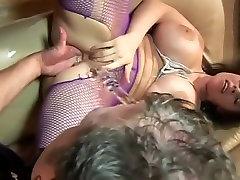 Hottest pornstar Daphne Rosen in incredible big tits, anal porn scene