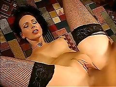 Najboljši pornstar Rita Faltoyano v sijajno črna, girl cryed for gangbang shemal boobs milking odraslih posnetek
