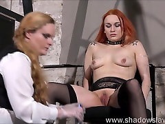 Lesbian play piercing punishment and extreme amateur elsa jeans romance of Dirty Mary in needle torture and hardcore masochist en