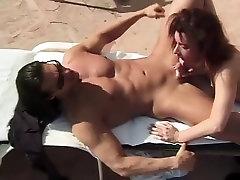 Incredible pornstar Brianna Lane in fabulous cunnilingus, facial sex scene