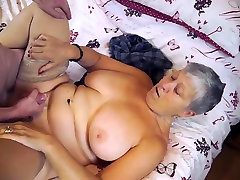 AgedLove Lacey Star nice curvy mature tits