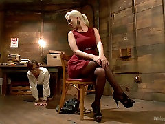 MILF librarian anal fucked into submission!