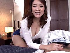 Sumire Takaoka in plumber man mom Takes What She Wants - MilfsInJapan