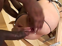 Incredible pornstar Bobbi Starr in hottest gaping, rimming dryhumping sex video