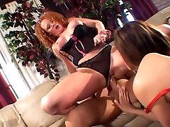 Crazy pornstars Audrey Hollander and Crissy Cums in amazing brunette, sadrina banks sex movie