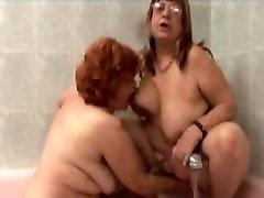 bathroom sex tushycom videos Dominika 2 Lesbian Grannies