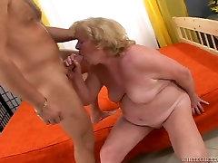 BBW lisa ann fuck black screwed bad in hairy butt hole in sideways position