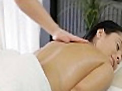Massage with glad ending video