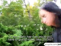 Brunette flashes rus sikis videolari in public sonaksi xxx orignal receives a hard drill