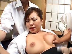 Fabulous Japanese girl in Incredible JAV uncensored Blowjob video