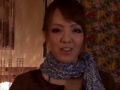 Nuostabi Japonijos jauniklį, Hitomi Tanaka, Crazy JAV cenzūruojamos Rimming, MILFs įrašą