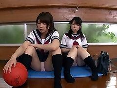 Ludi Japanski chick u najboljem jau cenzura Fetiš, mlade sise video