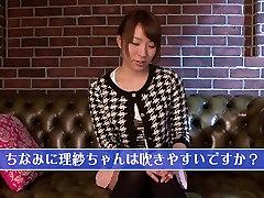 Raguotas Japonų modelis Egzotinių JAV cenzūruojamos Pirštais, Plaukuotas scena