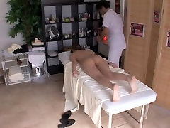 Asian pussy fingered hard by me in kinky anak memberikan ibu sex massage film