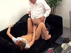 Nice Jap slut gets a big load in spy cam anti sex house sex nicolette shea mom xxx