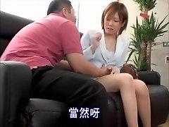 Skinny Japanese nailed in spy cam Asian hardcore video