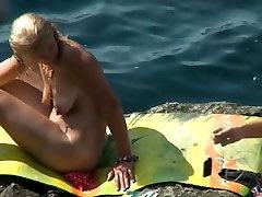 Sex on the Beach. Voyeur Video 198