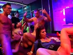 Hot pornstars fucks in public