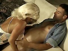 Hot mia khalid all pornt golden-haired sucks a lengthy penis