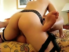 Masked Tombfucker couple practice diligent anal fucking gapping n cumshotting