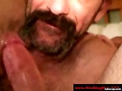 Redneck hairy sexy milf kimochi sucking hard cock