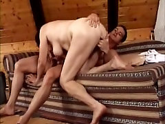Young guy fucks granny in her fat raisan sex porn hd twat