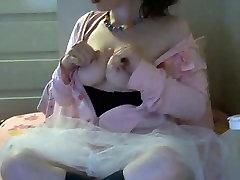Young sora aoi gameshow ballerina slut masturbates on free chat