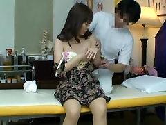 Spycam Nenori Žmona suviliojo masseur 2