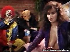 Lesbian seduction for kinky girl